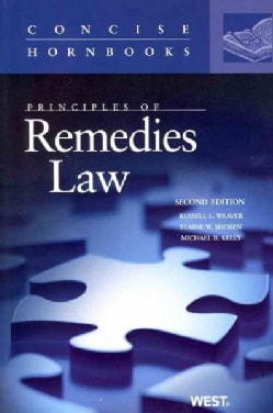 Principles of Remedies Law (Paperback)