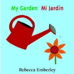 My Garden/mi Jardin (Board book)
