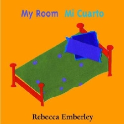My Room/mi Cuarto (Board book)