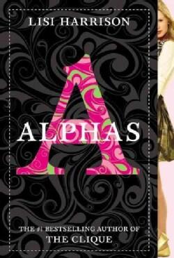 Alphas (Paperback)