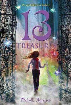 13 Treasures (Paperback)