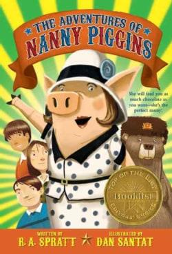 The Adventures of Nanny Piggins (Paperback)