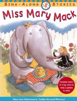 Miss Mary Mack (Paperback)