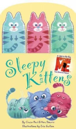 Sleepy Kittens (Board book)