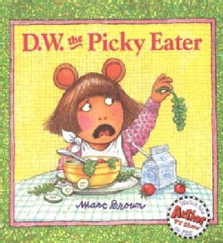 D.w. the Picky Eater (Paperback)
