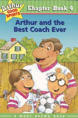 Arthur and the Best Coach Ever (Paperback)