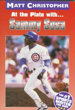 At the Plate With... Sammy Sosa (Paperback)