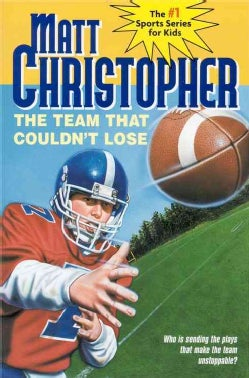 The Team That Couldn't Lose (Paperback)
