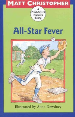 All Star Fever: A Peach Street Mudders Story (Paperback)