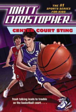Center Court Sting (Paperback)