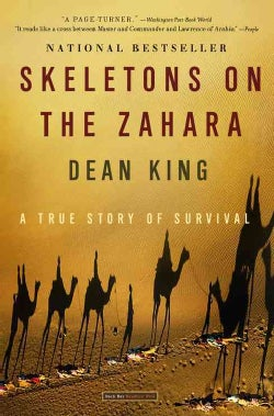 Skeletons On The Zahara: A True Story Of Survival (Paperback)