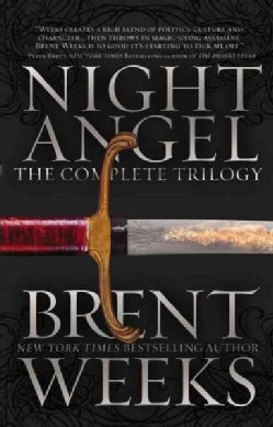 Night Angel: The Complete Trilogy (Paperback)