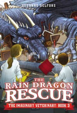 The Rain Dragon Rescue (Hardcover)
