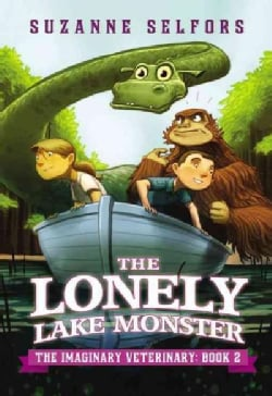 The Lonely Lake Monster (Paperback)