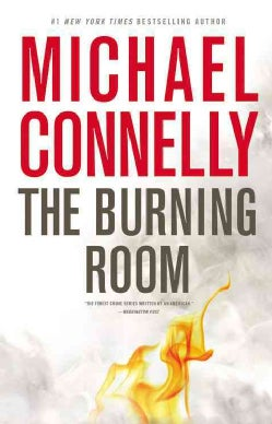The Burning Room (Hardcover)