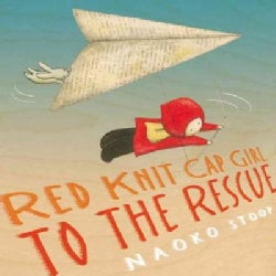 Red Knit Cap Girl to the Rescue (Hardcover)