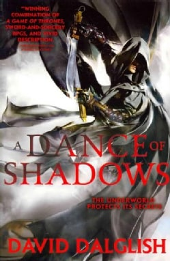 A Dance of Shadows (Paperback)