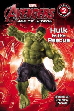 Hulk to the Rescue (Paperback)