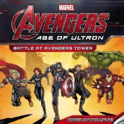 Battle at Avengers Tower (Paperback)