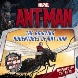 The Amazing Adventures of Ant-Man (Paperback)