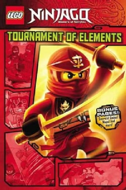 Lego Ninjago Masters of Spinjitzu 1: Tournament of Elements (Paperback)