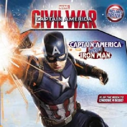 Marvel's Captain America Civil War: Captain America Versus Iron Man