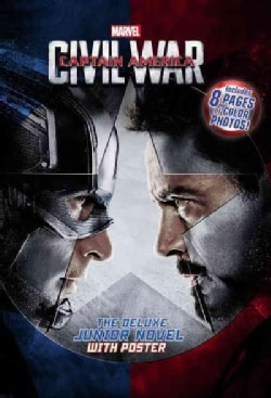 "Marvel's Captain America Civil War ""Junior Novel"" (Hardcover)"