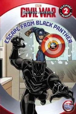Marvel's Captain America Civil War: Escape from Black Panther (Paperback)