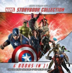 Marvel Cinematic Universe: Storybook Collection (Hardcover)
