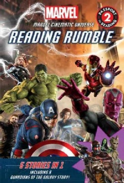 Marvel Cinematic Universe: Reading Rumble (Paperback)