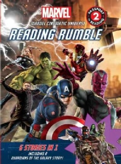 Reading Rumble (Hardcover)