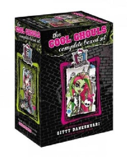 The Cool Ghouls Complete Boxed Set (Hardcover)