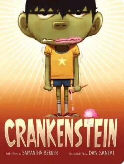 Crankenstein (Board book)