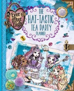 The Hat-tastic Tea Party Planner (Record book)