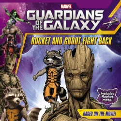 Rocket and Groot Fight Back (Paperback)