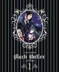 Yana Toboso Artworks Black Butler 1 (Hardcover)