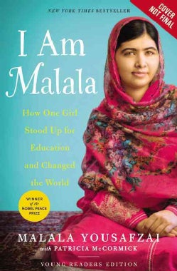 I Am Malala: How One Girl Stood Up for Education and Changed the World: Young Readers Edition (Paperback)