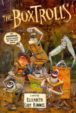 The Boxtrolls (Hardcover)