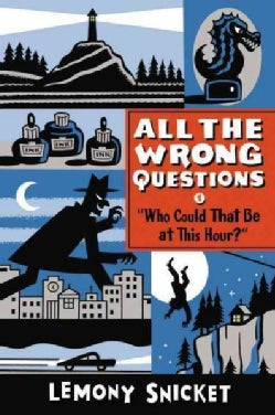 """""""Who Could That Be at This Hour?"""" (Paperback)"""
