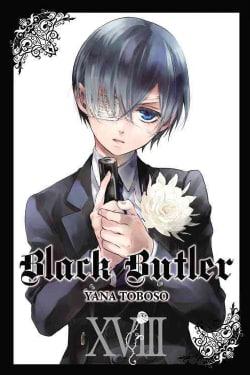 Black Butler 18 (Paperback)