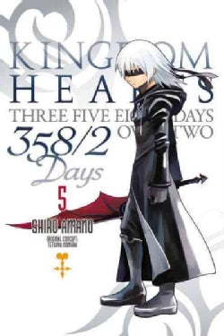 Kingdom Hearts Three Five Eight Days Over 2 5 (Paperback)