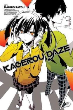Kagerou Daze The Manga 3 (Paperback)