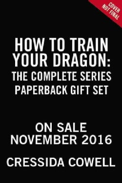 How to Train Your Dragon: The Complete Series (Paperback)