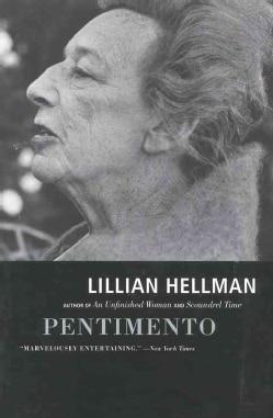 Pentimento: A Book of Portraits (Paperback)