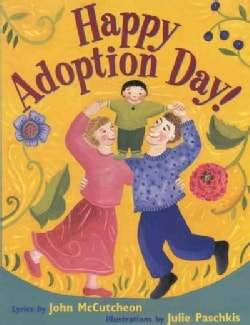 Happy Adoption Day! (Paperback)