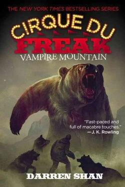 Vampire Mountain (Paperback)