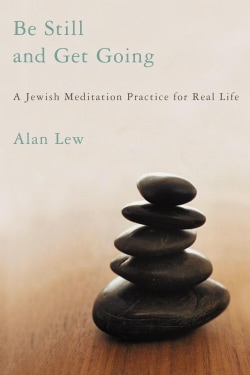 Be Still And Get Going: A Jewish Meditation Practice For Real Life (Paperback)