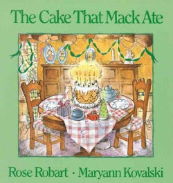 The Cake That Mack Ate (Paperback)