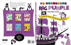 Ed Emberley's Big Purple Drawing Book (Paperback)