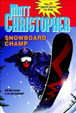 Snowboard Champ (Paperback)